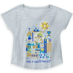 Disney Parks It's A Small World T-shirt